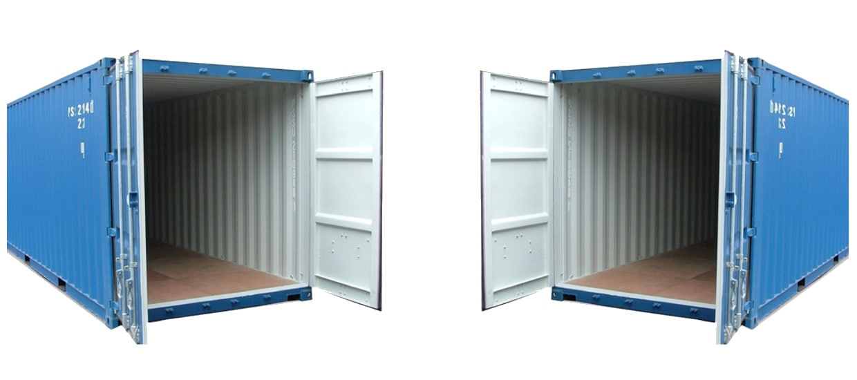 Buy or rent shipping containers for storage