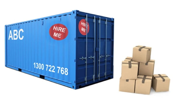 Shipping Containers For Hire In Melbourne ABC Storage Hire